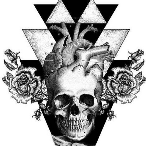 Dreiecke tattoo bedeutung zwei Armband Tattoo