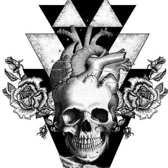 bedeutung tattoo dreiecke herz dreieck
