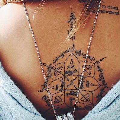Tattoo - (Sprache, Tattoo, Bedeutung)