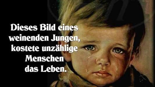Bild weinendes kind bragolin