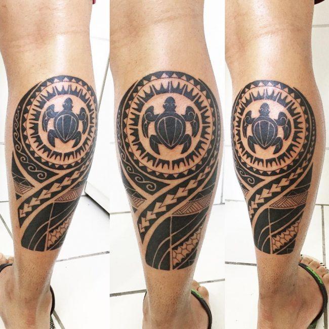 Bedeutung Von Diesem Maori Tattoo