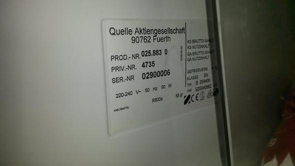 Aeg Kühlschrank Anleitung : Bedienungsanleitung für privileg Öko energiesparer
