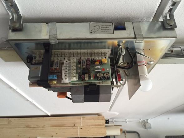 Innenleben - (Reparatur, Bedienungsanleitung, Garage)