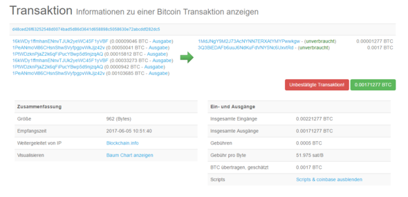 Bitcoin Wallet Electrum Synchronisierung Dauer