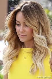 Bei Blonden Haaren Ombre Haare Style Färben
