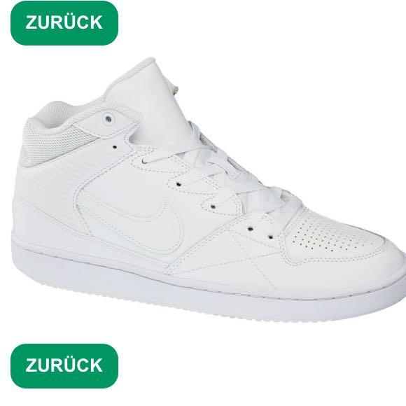 Nike Air Force Fake Deichmann