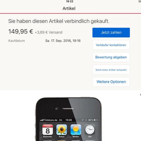 iPhone  - (Internet, Geld, iPhone)