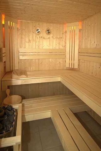 Sauna - (Sport, Fitness, krank)