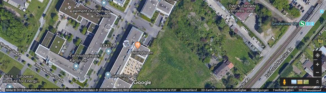Google Maps Satellitenbilder Aufnahmedatum