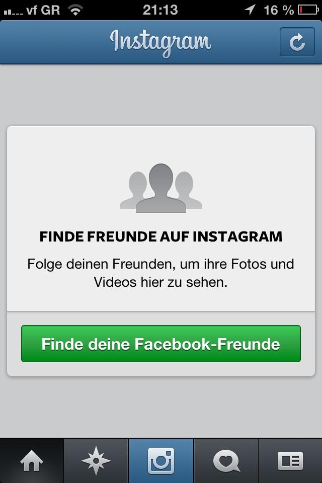 Facebook Freunde Auf Instagram Finden