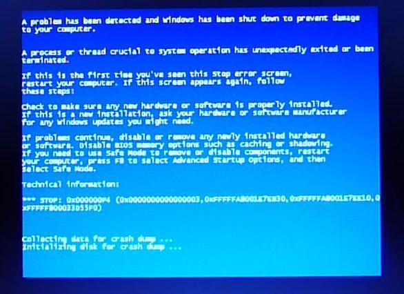 Bluescreen nach jedem Windows Start! Was nun? - (Computer, PC, Windows)