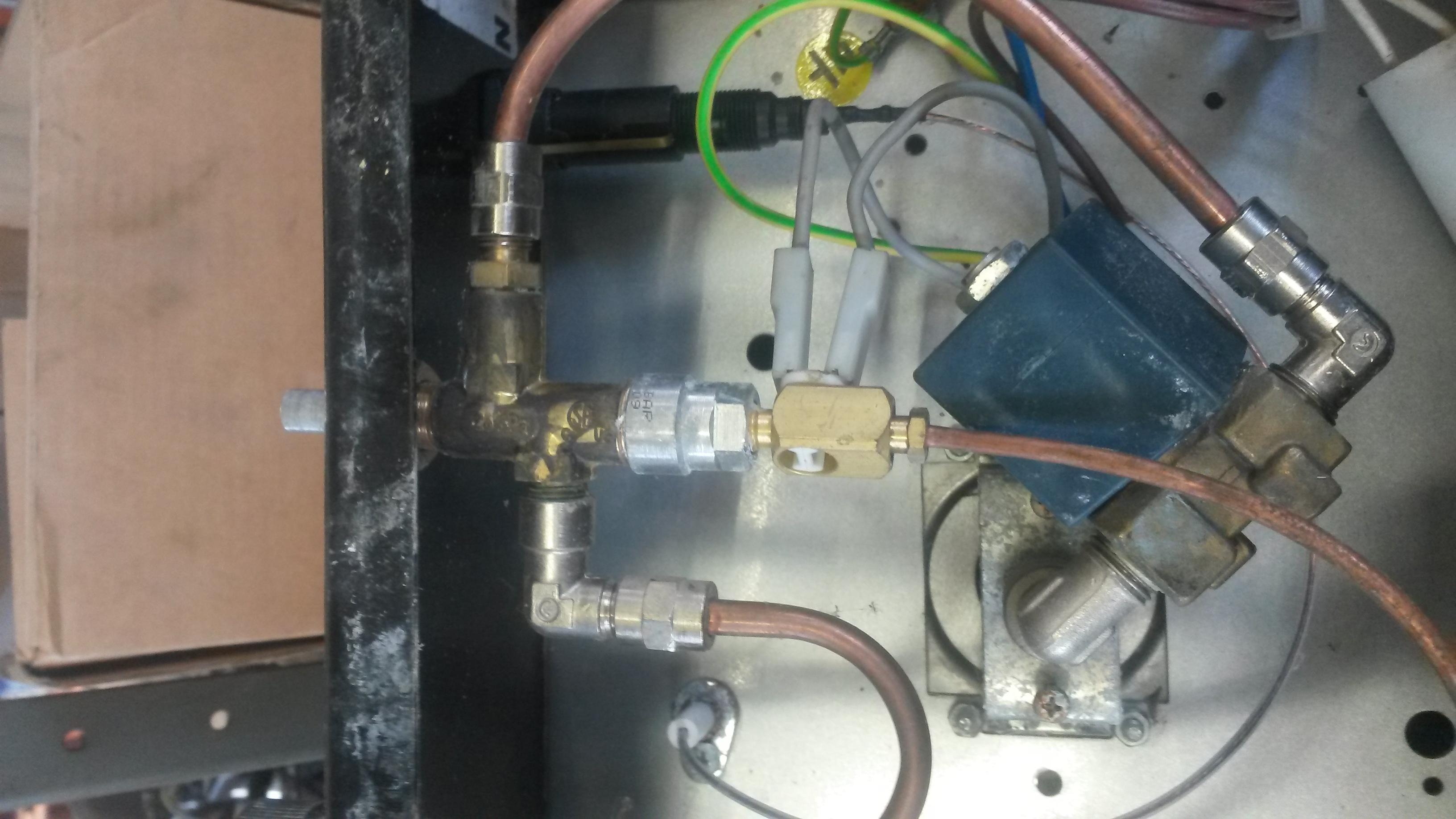 Enders Gasgrill Zündet Nicht : Bei meiner gasheizkanone geht die flamme wieder aus nachdem ich sie