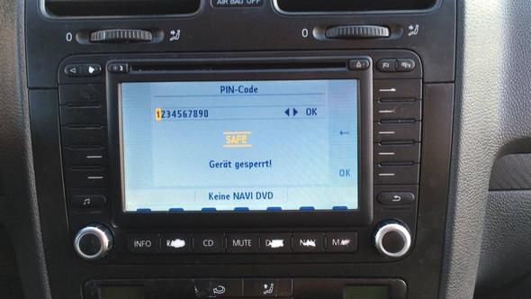radio - (Auto, Radio, Golf)