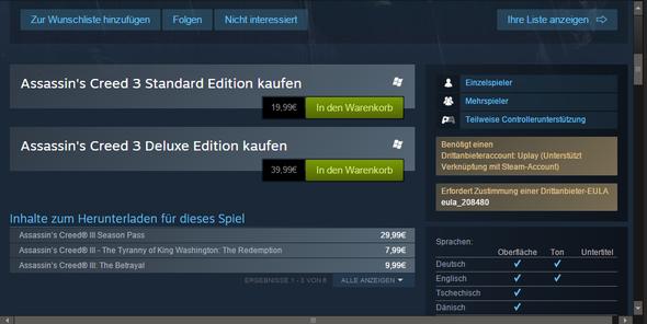 Und ich solls für 19,99€ kaufen  :D - (Games, kaufen, Download)