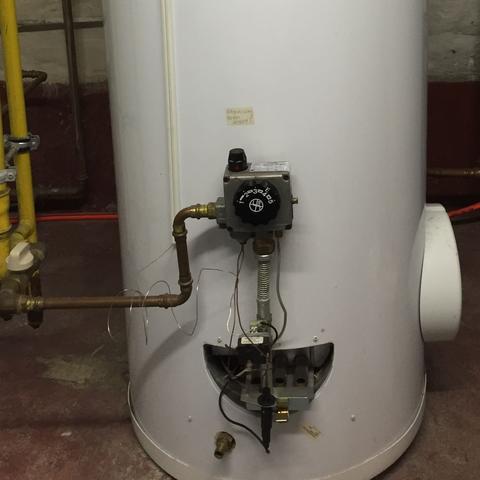 bei vailant boiler die flamme ausgegangen wieder anmachen technik wasser warmwasser