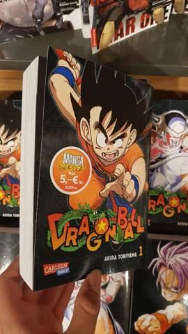 Bei welchem dragon ball manga anfangen?