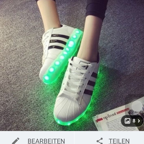 Welche Schuhgröße soll ich bei wish bestellen? (Schuhe)