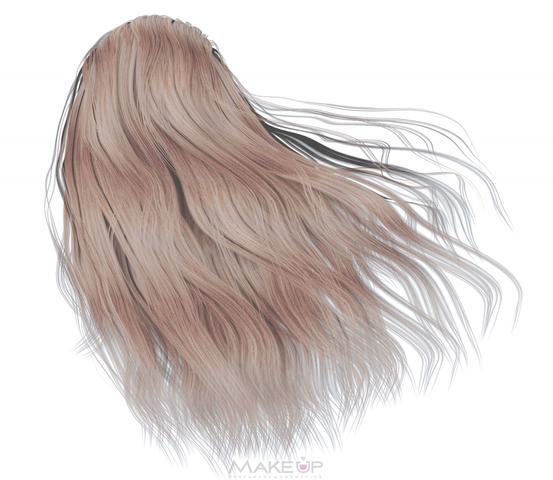 Beige Blond Helles Aschblond Durch Tönen Oder Selbst Färben