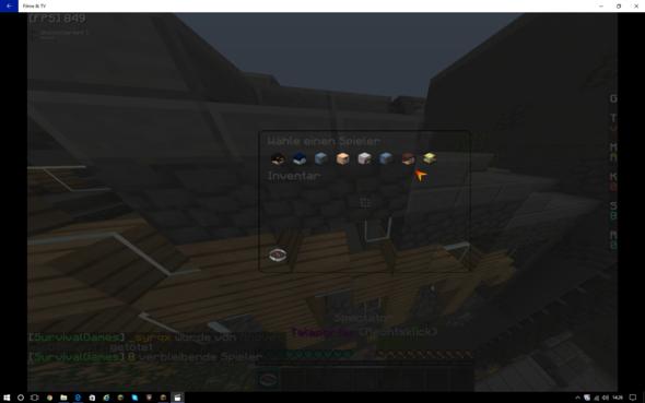 Schwarzer Rand bei Minecraft aufnahme - (PC, aufnehmen)