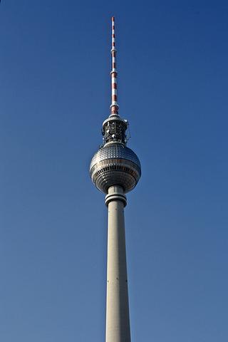 Berlin Fernsehturm Eintritt