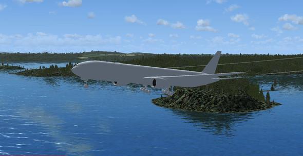 so sehen die Flugzeuge aus  - (Flugzeug, fsx, Flugsimulator)