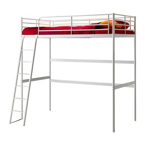 Beine An Hochbett Kurzen An Ikea Hochbett Tromso Haus Handwerk