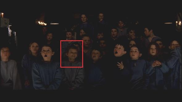 Beispiel der gezüchteten Eliten der Hollywood-Stars an King Joffrey?