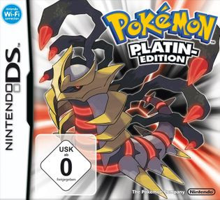 Platin-Edition - (Pokemon, Platin, Nationaldex)