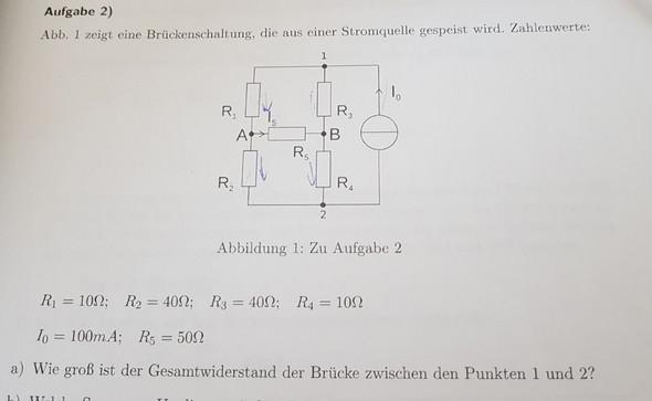 - (Elektrotechnik, berechnen, Widerstand)