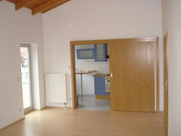 Wohnzimmer 2 - (Lampe, Wandgestaltung, wohnzimmereinrichtung)