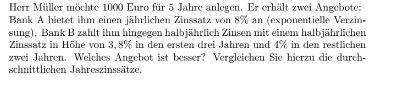 1222 - (Mathematik, Gymnasium, Wirtschaft und Finanzen)