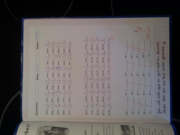 Test - (Schule, Noten, Lehrer)