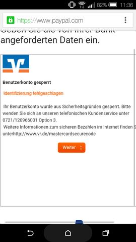 Paypal Kontonummer Anzeigen