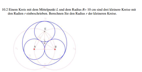 Kreis - (Mathe, Mathematik, radius)