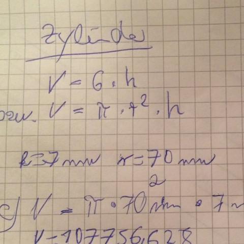 Ist das Ergebnis richtig es sieht irgendwie falsch aus  - (Schule, Mathe)