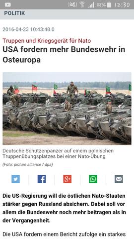 USA  - (USA, Russland, NATO)