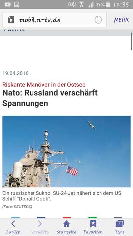 Russland - (USA, Russland, NATO)