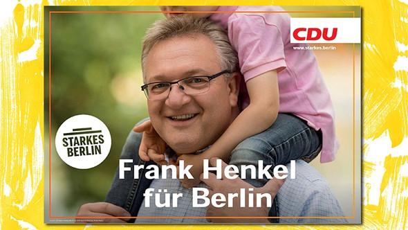 CDU - (Politik, Deutschland, Berlin)