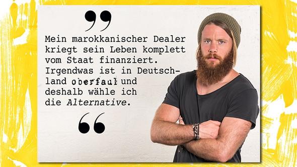 AFD - (Politik, Deutschland, Berlin)