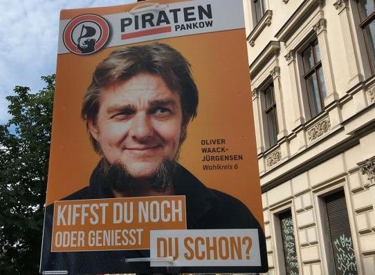 Piraten - (Politik, Deutschland, Berlin)