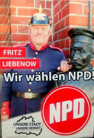 NPD - (Politik, Deutschland, Berlin)