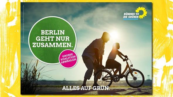 Grune - (Politik, Deutschland, Berlin)