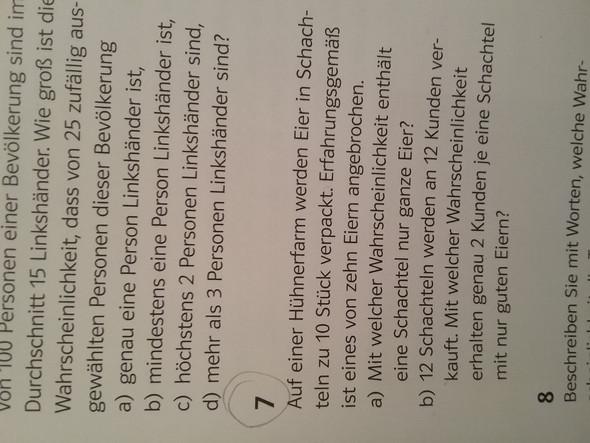 Hühnereieraufgabe - (Schule, Mathe, Mathematik)