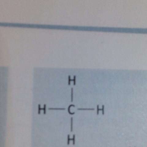 Hier das Modell  - (Chemie, moleküle, strukturformel)