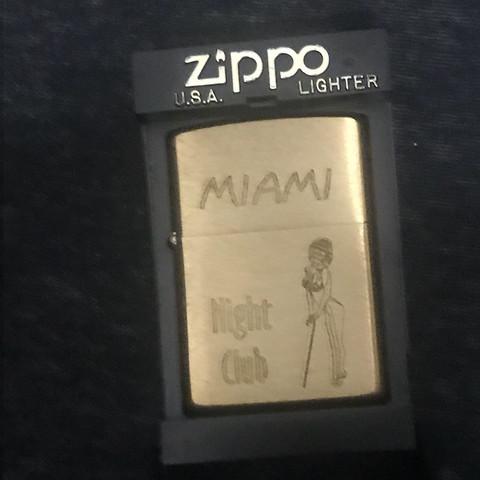 Zippo - (Wert, Feuerzeug, Zippo)