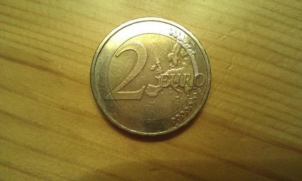 das ist sie  - (Wert, Euro, Münzen)