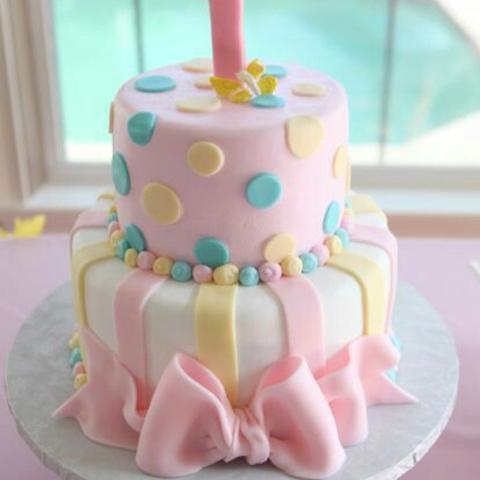 Besonderer Kuchen Backen Geburtstag