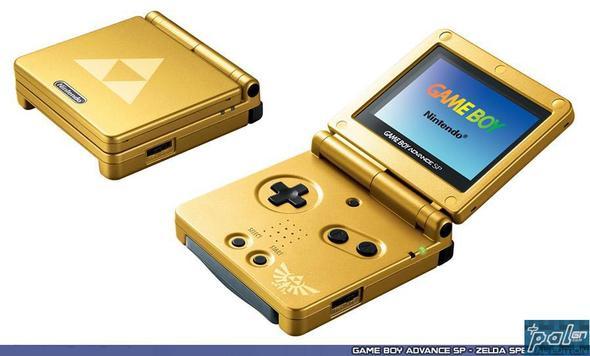 Beste Farbvariante des Gameboy Advance SP?