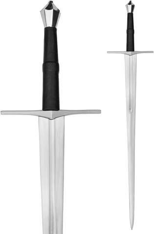 Bestehen katana aus dem exakt gleichen Material wie diese Schwerter?