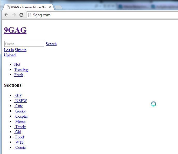 Browser öffnet Bestimmte Seiten Nicht